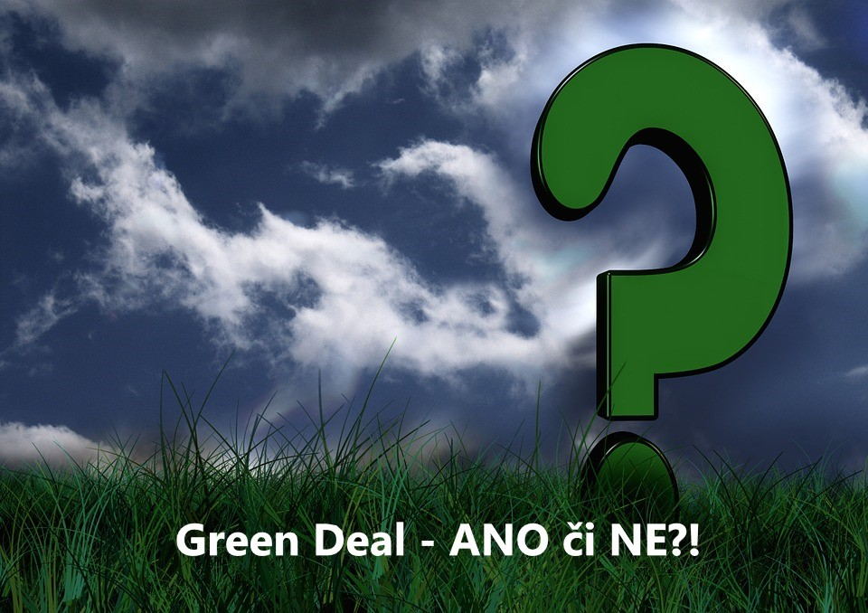 Green Deal – Ďáblova smlouva